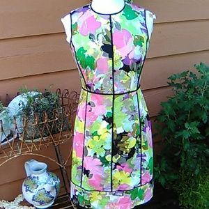 Calvin Klein Cotton Dress
